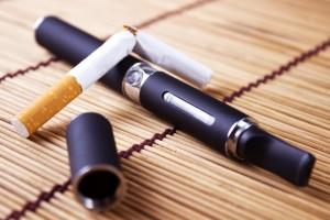 cigarette électronique et tabac