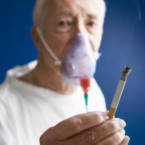 malade cigarette