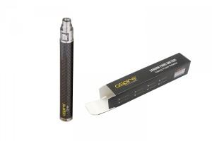 La batterie Aspire CF VV 1300 mAh noire